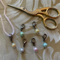 Pack of 6 Stitch Markers
