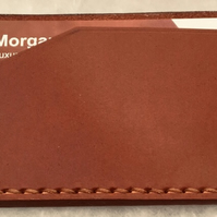 'Walmgate' leather card wallet (AG)