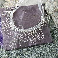 Five Forms Continuum Necklace
