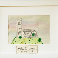 Bespoke Wedding Venue Portrait