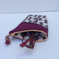 Women's Fabric Glasses Case