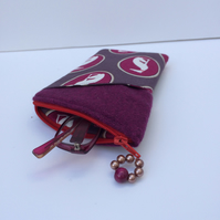 Women's Fabric Glasses Cases