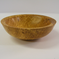 Coloured beech bowl