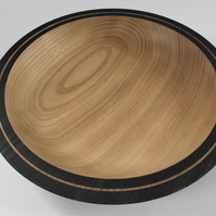 Sweet chestnut serving bowl