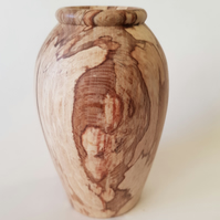 Spalted Beech Hollow form