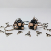 Niffler Magical Creature  Inspired from Fantastic Beasts Grindelwald Keyring