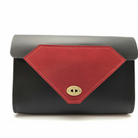 Whitley Box Bag - Red