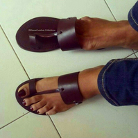 Rembo leather sandals
