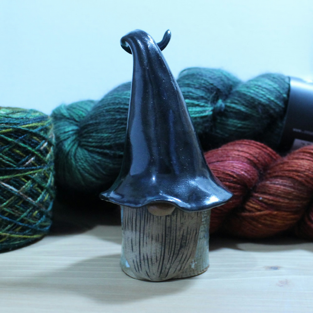 Large Tomte -  Midnight Blue