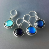 Hand Painted Double Sided Stitch Marker, Pack of 4, Over 30 Colours