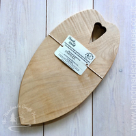 Heart of Wood Sycamore Chopping Bread Board