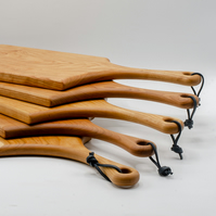 Solid Wood Chopping Boards - Cherry