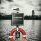Hyde Park, Iconic London, Black, White and Red Series, Wall Art, Home Decor