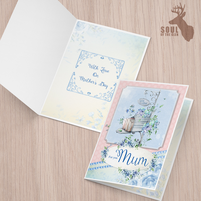 Mother's Day Card - Victoria Nelson - Mail box