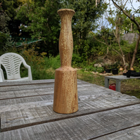 English Spalted Ash Woodcarving Mallet