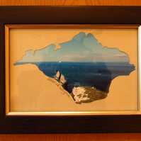 Isle of Wight Photo Frame
