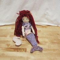 Merida the mermaid