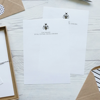 Bumble Bee, personalised luxury writing paper