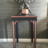 Glamorous end table