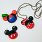 Inspired Mouse Ear Pendants