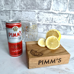 Pimms Fruit Chopping Board