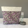 Thistles Quilted Storage Pouch