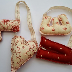Love Bunting - Bundle of Love Hearts