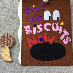 Biscuit Monster
