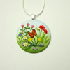 Wildflower meadow necklace