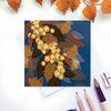 Crab Apple Card - Autumn, for gardeners