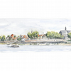Tschuss Kaiserswerth! Kaiserswerth, Germany - Limited Edition Art Print