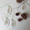 Christmas Fir Tree Hanging Decoration