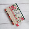 A6 Japanese Patchwork Reusable Notebook Cover