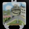 Harrogate Cyclists Coaster - Inspired by Tour de France coming to Yorkshire
