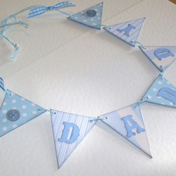 Bunting for Daddy