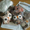 Sew a Softie, Owl Cat Thing Craft Sewing Kit and Tutorial - WonkyGiraffe