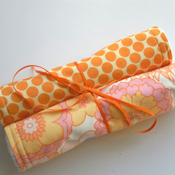 Set of Two Burp Cloths