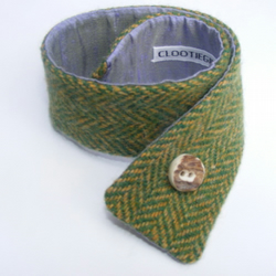 Harris Tweed Wrist Wrap