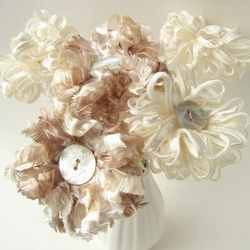 Custom Bridal Bouquet, 5 ffflowers
