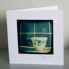 Greeting card: Time for tea