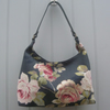 Pretty, Rose Print Bag