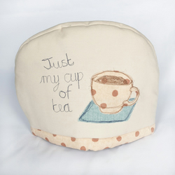 'Just my cup of tea' teacosy