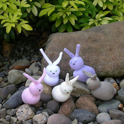 sock bunnies for babies
