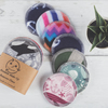 Reusable Make Up Pads, Pack of 7, Handmade in Cornwall, Zero Waste