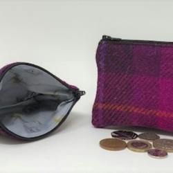 Harris Tweed Coin Purse - HT44