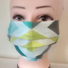 Handmade 2 layers reusable  adult face mask.