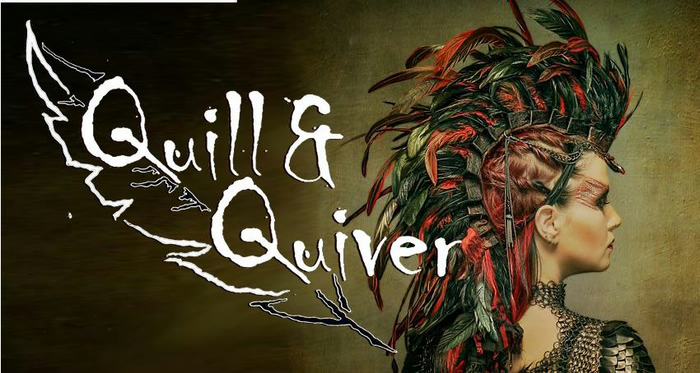 Quill and Quiver Face Masks