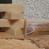 Cedar and Sandalwood soap, luxurious, handmade, natural.