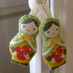 Russian Doll Matryoshka Hanging Decoration