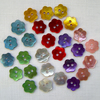 28 x 10mm sweet shell buttons